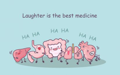 Helpful Info - Laughter is the best medicine
